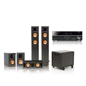 Klipsch Reference II 5.1 Home Theater Speaker Package with
