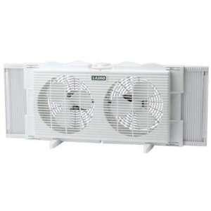 Lasko Products 7 Twin Window Fan 2 Speed