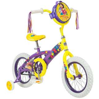 Pacific Cycle 14 inch Bike   Girls   Dora the Explorer   FAO Schwarz®