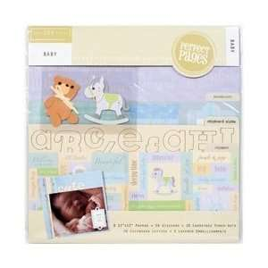 Colorbok Baby Page Kit 12X12 45318; 2 Items/Order Home