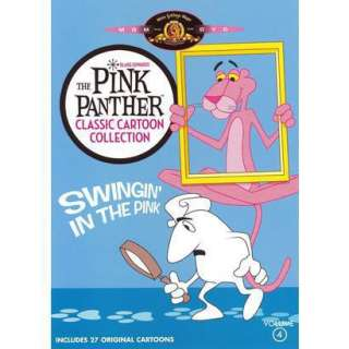 The Pink Panther Classic Cartoon Collection, Vol. 4: Swingin in the