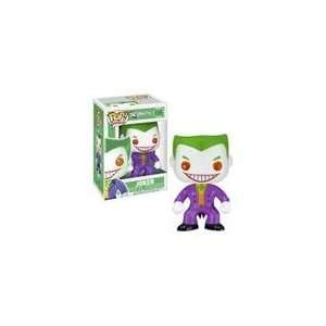 Funko Dc Universe Pop! Heroes 06   The Joker: Toys & Games