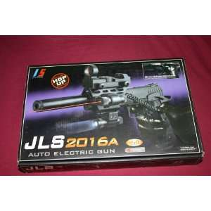 JLS 2016A Auto Electric Airsoft Pistol / Gun Sports & Outdoors
