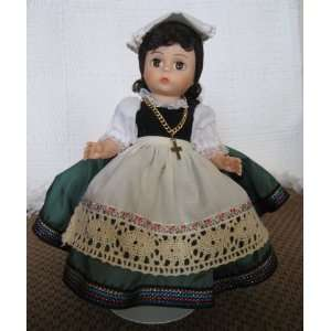 Madame Alexander Italy Doll #553