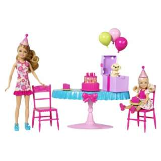 Barbie Sisters Birthday Accessory Set.Opens in a new window