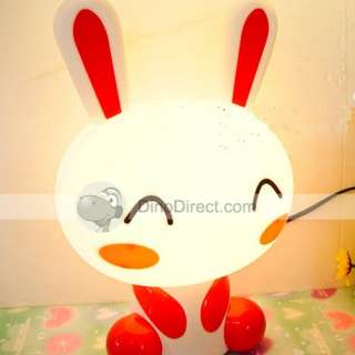 Wholesale Plastic Cartoon Rabbit Desk Lamps   DinoDirect