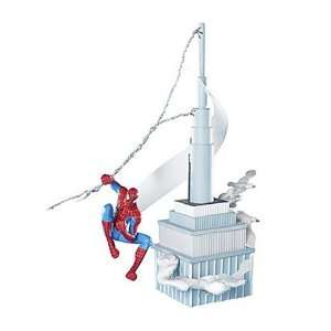 Marvel Figure Factory Spider Man Toys & Games