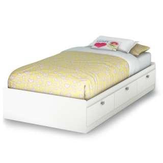 Home Loft Concept Twin Metal Bed Frame  Wayfair