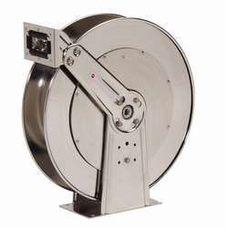 Legacy MFG Workforce Series Manual Air Hose Reel with 3/8 in. ID x 50