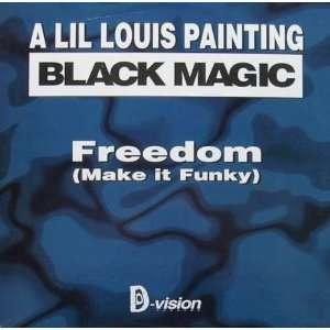 Freedom + Alex Natale Remix Black Magic Music