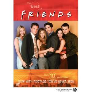 The Best of Friends: 10 Fan Favorites: Jennifer Aniston, Courteney Cox