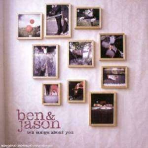 Ten songs about you (7314589365270) Ben et Jason Books