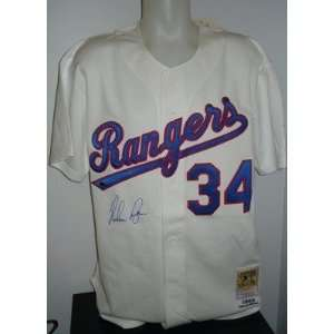 Nolan Ryan Signed Uniform   MN Holo   Autographed MLB