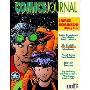 The Comics Journal #199: Gary Groth: Books