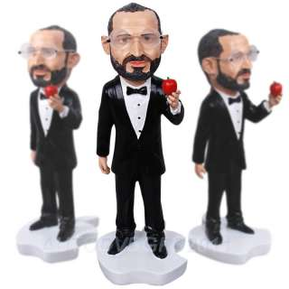 Steve Jobs Resin Figurine Figure Model Doll 1:10 18CM Jobs Memento