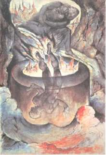 William Blake. What follows are a few more examples, all of which pale