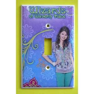 Waverly Place Alex Russo Single Switch Plate switchplate Selena Gomez