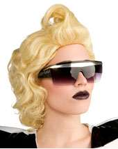 Lady Gaga Sunglasses on Costume Supercenter