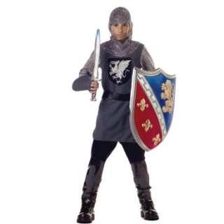 Valiant Knight Child Costume, 17221