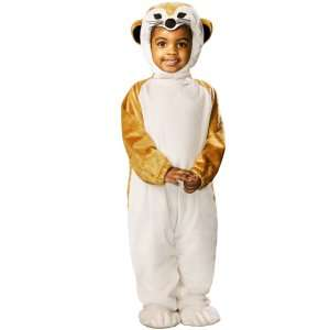 Animal Planet Meerkat Toddler Costume, 34351