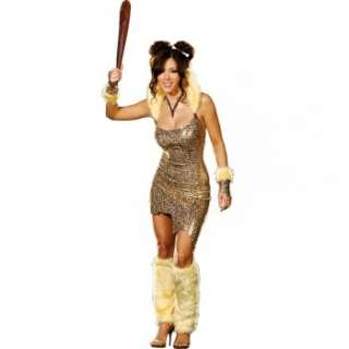 Clubbin Cave Girl Adult Costume Ratings & Reviews   BuyCostumes