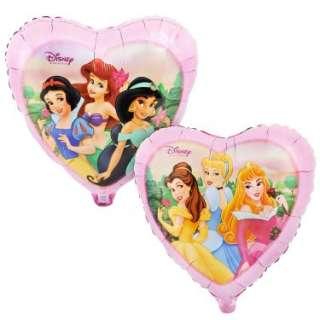Halloween Costumes Disney Princess 18 Foil Balloon