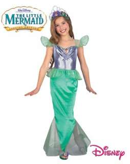 Ariel Little Mermaid Costume  Wholesale Disney Halloween Costume for