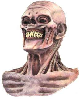 Autopsy Ghoul. Full Over the head Latex Mask All the outer skin has