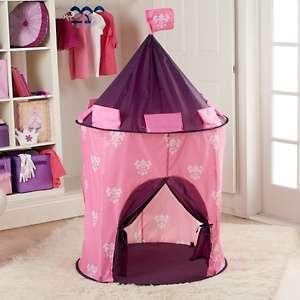 Discovery Kids Pop Up Princess Play Castle