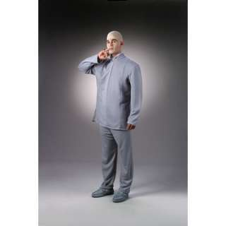 Adult Deluxe Dr. Evil Costume   Austin Powers Costumes   15DG5431