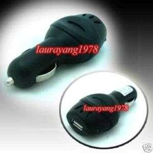 USB CAR CHARGER fr SAMSUNG YP S3 P2 P3 Q1 Q2  PLAYER
