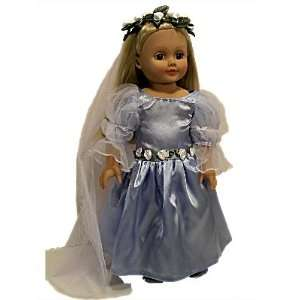 Doll Clothes for American Girl 18 Inch Dolls, Royal Court