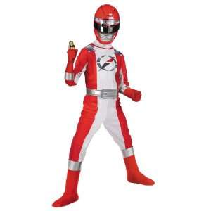 Kids Power Rangers Operation Overdrive Red Ranger Costume