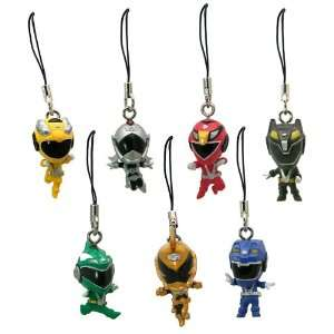 Power Ranger R.P.M. (Engine Sentai Go Onger) Mini Figure Charms [1