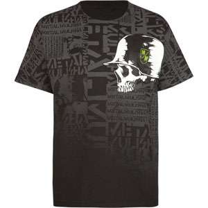 METAL MULISHA Transfer Boys T Shirt 169803100  Graphic Tees