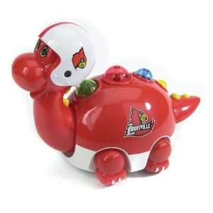 Louisville Cardinals Musical Animated Dinosaur Toys 6 Home & Kitchen