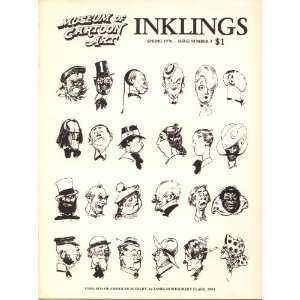 Inklings Number 3, Spring 1976 Jack Tippit (Director