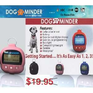 Dog e minder, Your Dogs Best Friend (Pink water