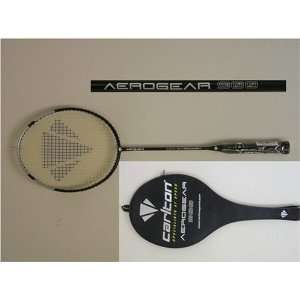 Carlton Aerogear 900 Badminton Racquet: Sports & Outdoors
