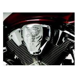 Air cleaner Cover   Honda VTX1800 and VTX1300 Automotive