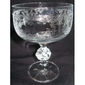 Bohemia Crystal Champagne Glass Everything Else