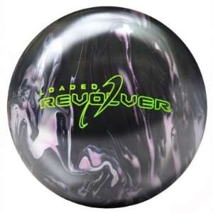 Brunswick Loaded Revolver Bowling Ball Sports & Outdoors