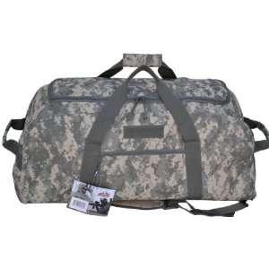 Digital Camo ACU 31 Inch Deluxe TE31 Duffel Backpack