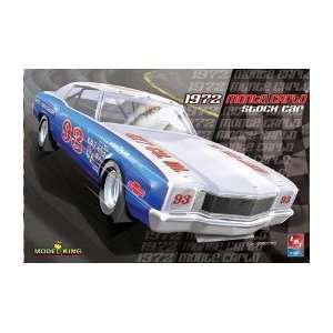 MODEL KITS   1/25 1972 Chevy Monte Carlo #93 Stock Race Car (Ltd Pr