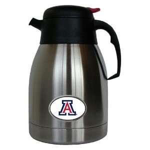 Arizona Wildcats NCAA Team Logo Coffee Carafe