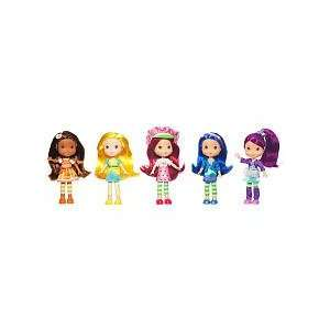 com Strawberry Shortcake Berry Best Collection Doll Set Toys & Games