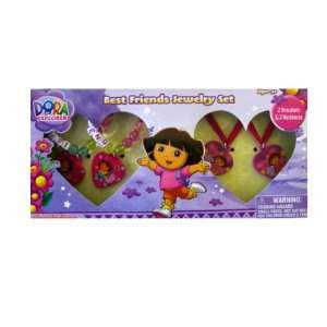Dora the Explorer Best Friend Jewelry Set  Toys & Games