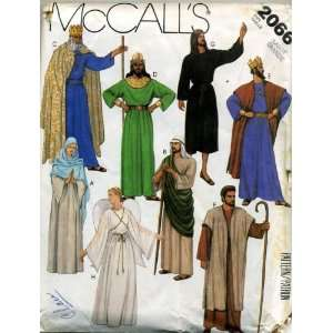 and Mens Costume Pattern Christmas Gowns, Robes and Accessories