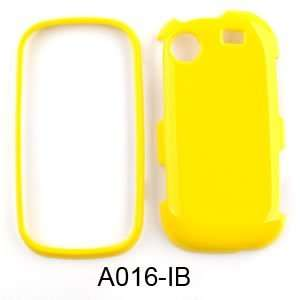 Samsung Messager Touch R630 Honey Bright Yellow Hard Case/Cover