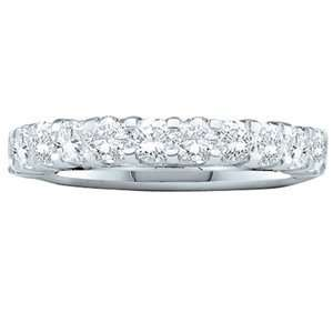 Carat Diamond 14k White Gold Anniversary / Wedding Ring Jewelry